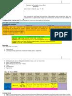 13.- Planeación de Formación Civica y Etica (Aprendo a Expresar Mis Emociones y Evitemos La Agresión y La Violencia) 1er Bimestre