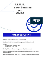 GMAT PPT Top Engineering Colleges