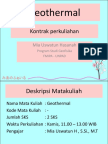 00 Pendahuluan Geothermal