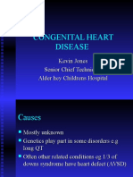 Congenital Heart Disease