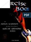 The Exercise Book - Guitar Grimoire Series - Adam Kadmon - Guitar Tablature.pdf