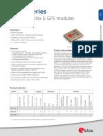 Uart Gps Neo-6m (b)_neo 6 Productsummary