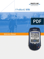 ProMark3 ProMark3 RTK Reference Manual Rev D