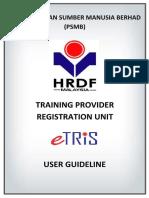 Training Provider General Guideline (3)