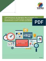 Optimizing Business Processes to Enhance Customer Exp