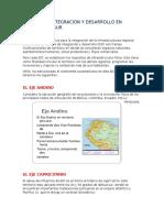LOS EJES DE INTEGRACION Y DESARROLLO EN AMERICA DEL SUR.docx