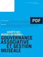 MUSEES-32 Gouvernance Associative