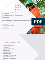 PALM OIL AND FORIEGN WORKERS PRODUVTIVITY