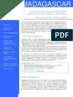 Lettre d'Information ATPC CLTS Numéro - 1 Décembre 2009