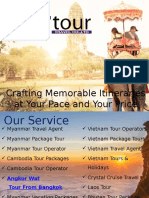 Thailand, Cambodia, Vietnam and Myanmar Tour Operators - ไทยกัมพูชาเวียดนามและผู้ประกอบการทัวร์พม่า