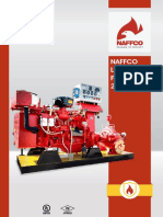 Naffco Listed Fire Pumps 2900 Rpm