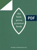 2009WritingWell:GreenGrammarBook