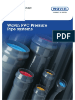 Technical Guide Wavin PVC Pressure Pipe Systems