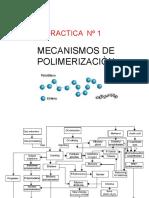 PRACTICA 1-Mecanismos de polimerización