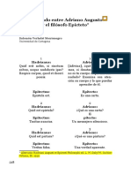 Altercatio Hadriani Et Epicteti