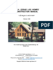 Log Homes Construction Manual1