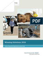 """empowering people. Award"" - Winning Solutions 2016"