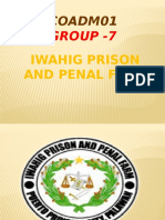 IWAHIG and penal farm