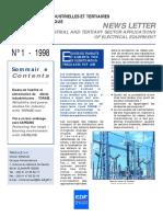 Doc _ EDF _ La Lettre Des Applications Industrielles Et Tertiaires Du Matériel Éléctrique