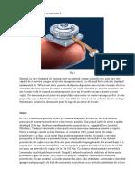 Motor Piezoelectric