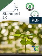 Organic Content Standard v2.0