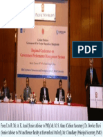Regional Conference on 'Government Performance Management System (GPMS)' organized by the Cabinet Division of the Government of Bangladesh in collaboration with the BRAC Institute of Governance and Development (BIGD) and the World Bank.