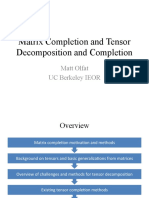 Tensor Decomp Presentation