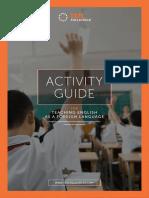 Activity Guide Fullcircle