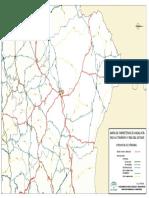 Mapa Carreteras Cordoba