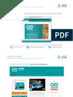 Instalacion y Entorno de Arduino