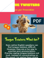 Tongue Twisters22