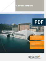 Case Study Hydroelectric Power Stations in Kempten En