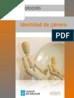 Protocolo Identidad de Genero Web