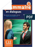 Grammaire en Dialogue Avance