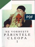 Cleopa Ilie - Ne vorbeste Parintele Cleopa. Indrumari duhovnicesti (01).pdf