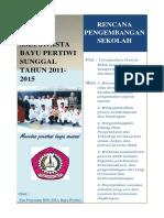 146217232 Rencana Pengembangan Sekolah Bayu Pertiwi 2011 2015