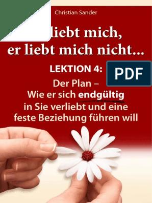 Schritt für schritt zum traummann pdf