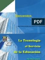 La Tecnología al Servicio de la Educación.pptx