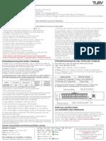 Manual Tecnico de Instalacao Pro 4.42 Ar_rev.00.1477329466