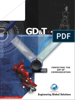 G D and T Training Brochure