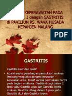 GASTRITIS Presentasi
