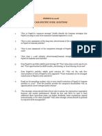 PepsiCo in 2008_Case-Specific Guide Questions