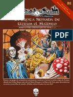 La Cripta Nefanda de Uztum El Maldito PDF