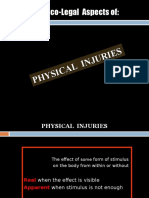 b. Medico-legal Aspects of Physical Injuries - Copy