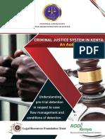 Criminal Justice System in Kenya