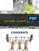 Christian Growth Series - Overview