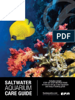 Fluval Saltwater Care Guide En