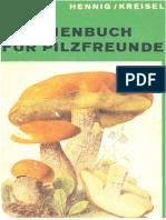 Taschenbuch Für Pilzfreunde - Hennig _ Kreisel
