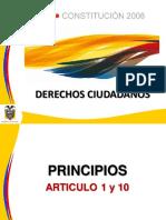 Constitución Del Ecuador 2008
