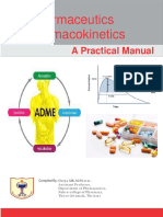 Biopharmaceutics and Pharmacokientics a Pracitcal Manual Compiled by Deepa Mk